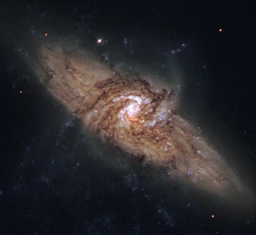 哈勃太空望远镜20年照片精选