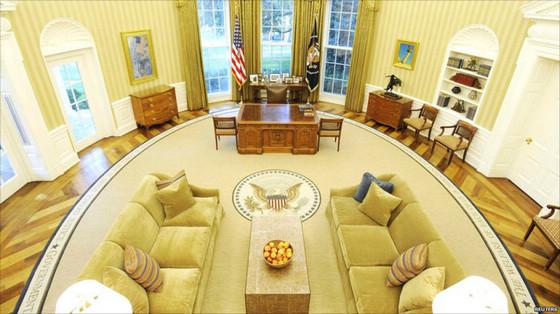 白宫装修奥巴马晒账本:我们没动用纳税人的钱