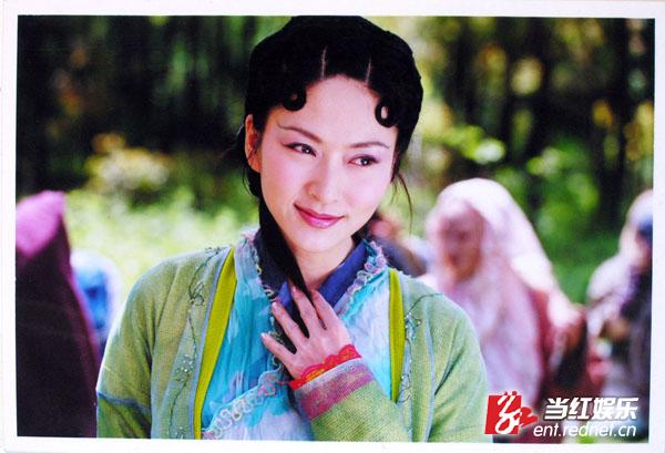 《青蛇外传》新装上阵 范文芳张玉嬿挑战经典
