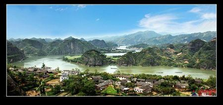 越溪河风景区旅游攻略