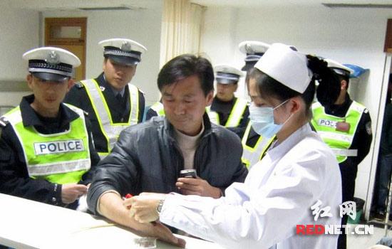 涉嫌醉驾须强制采血固定证据