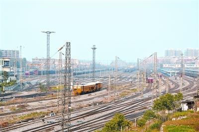 娄底:铁路枢纽正崛起