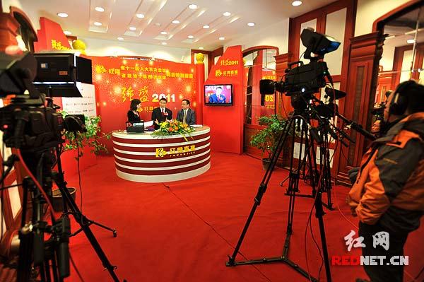 """强盛2011两会系列访谈之""""纳税人节"""""""
