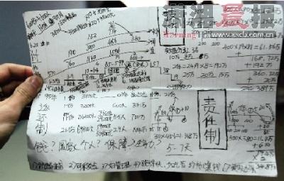 长沙县清查传销大本营 冰箱里抄出秘笈