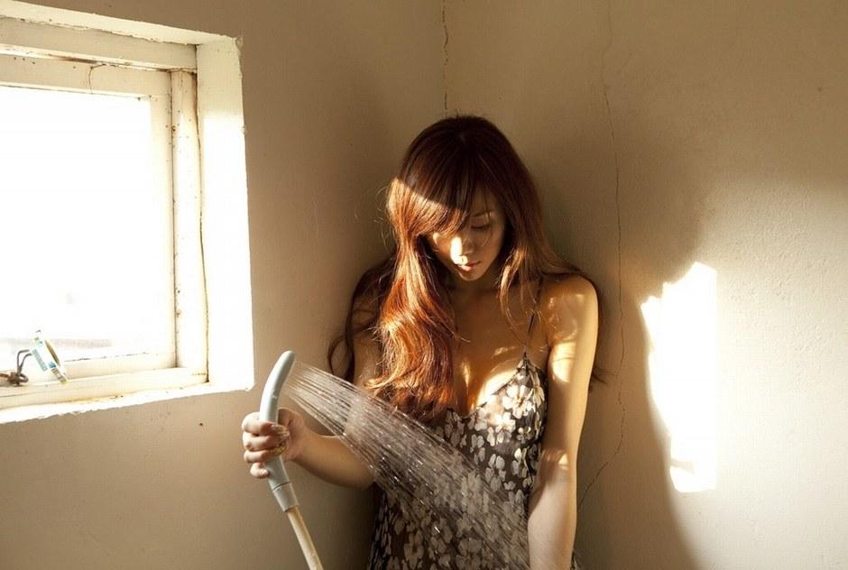 周韦彤日本拍摄新写真