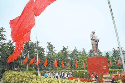 (2011/7/14 17:11:19) 双峰烈士公园 (2011/7/14 17:03:14) 蔡和森