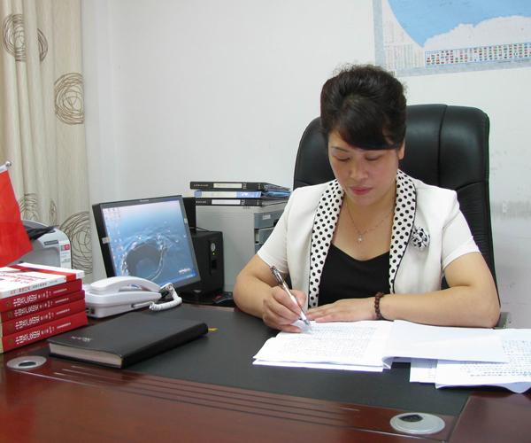 学习型党组织建设系列访谈(十):李美英