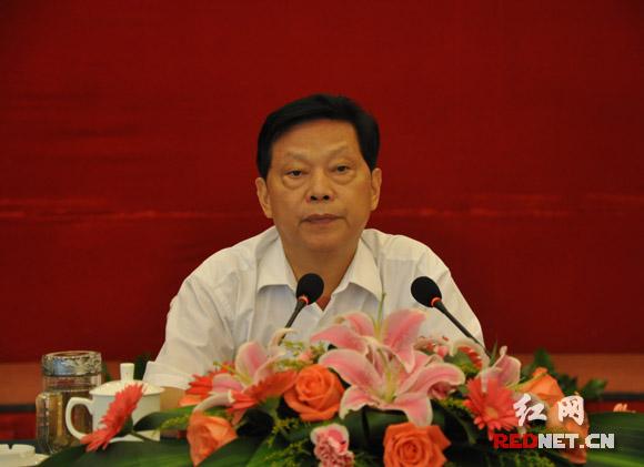 湖南省工商局局长刘国湘: