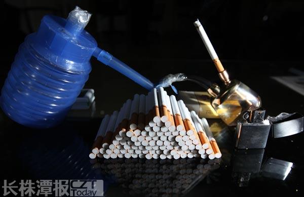 香烟的危害到底有多大图片