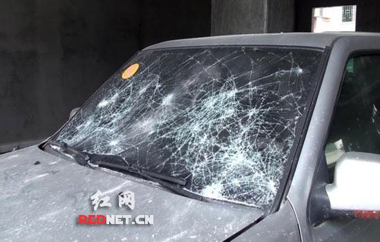 丈夫远走妻子斗气广东夫妻怒砸自家车玻璃(图男男情趣用品图片