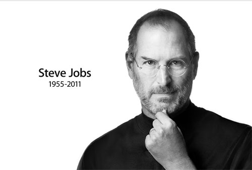 苹果官网证实前CEO乔布斯去世 享年56岁