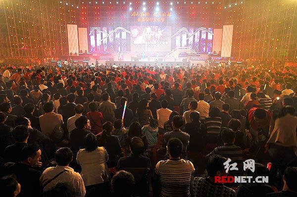 湖南·酒埠江·攸县香干文化节闭幕式暨文艺晚会