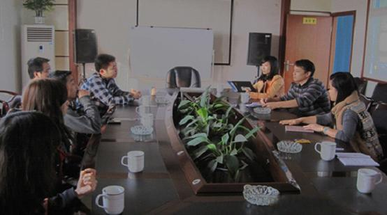 森华木业召开第一次开工庆典筹备工作协调会