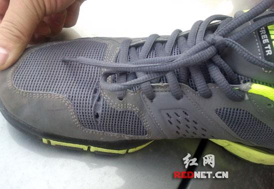 耐克鞋后 中文