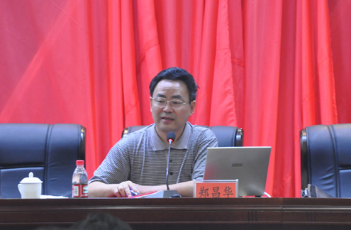 郑昌华 张伟达17日做客红网 畅谈湖南两型社会建设