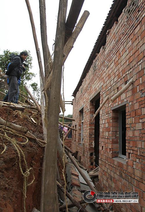 建房应有专业的施工设计方案   湖南大学土木工程学院钢结构研究所