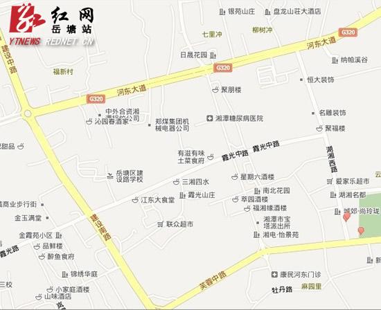 红网岳塘站1月30日讯(分站记者 何蔚)近日,有湘潭市民致电岳塘
