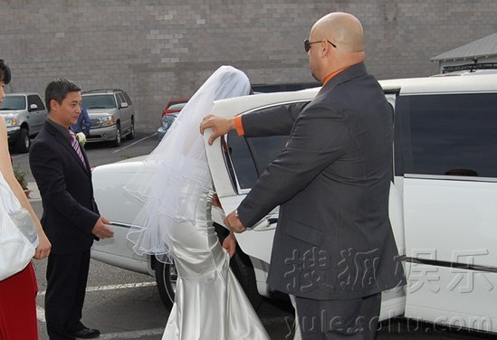 李琳李大双拉斯维加斯大婚