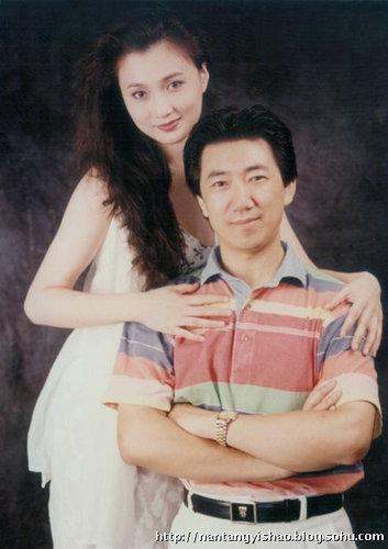 《唐明皇》杨玉环扮演者林芳兵爱子帅照曝光