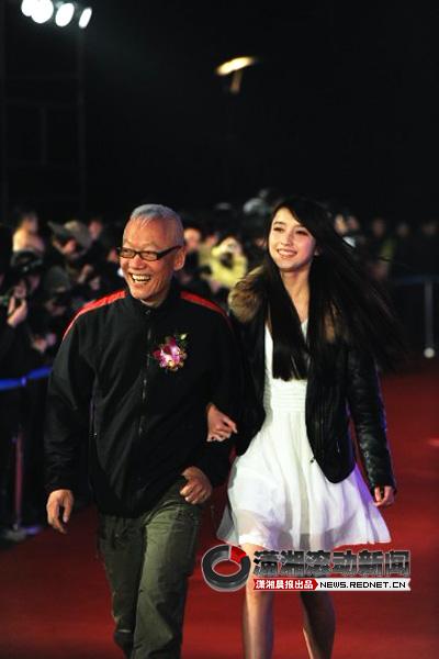 [直播]潇湘风气大典开始 众明星走红地毯[图]