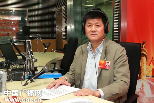 益阳市委书记马勇做客中央台《政务直通》图片