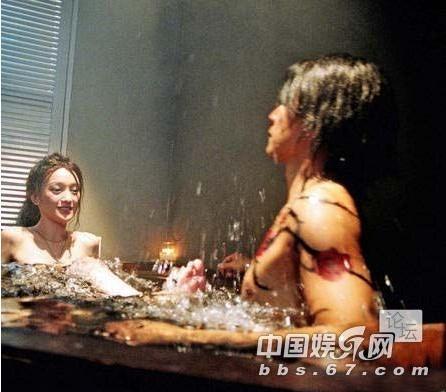 揭女星拍激情戏的隐秘细节 剧中的男女像吃了春药一般