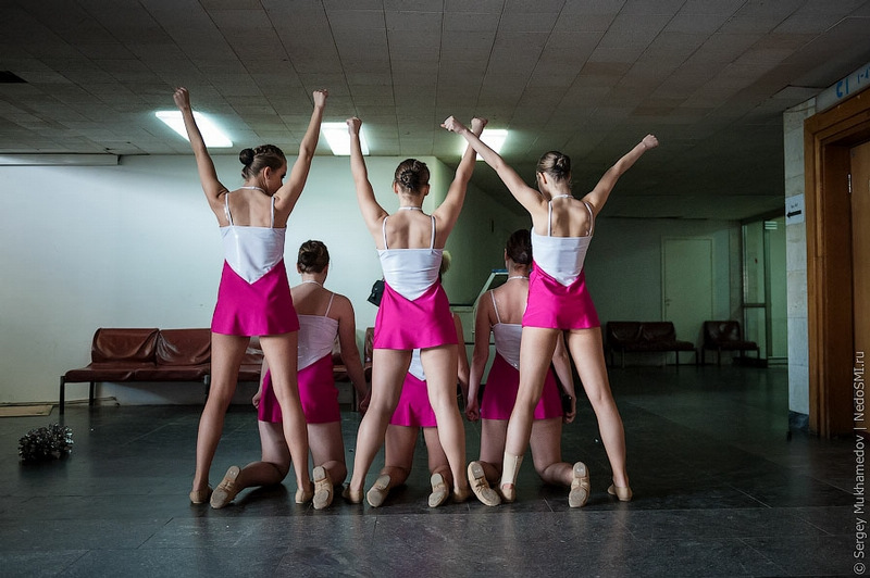 舞动青春!美少女啦啦队大赛