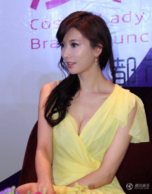 否认为台湾第一美女