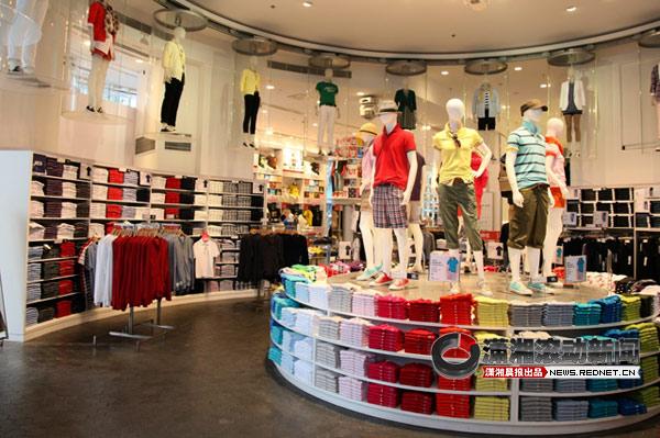 中国现在有多少家优衣库实体店铺 2017图片