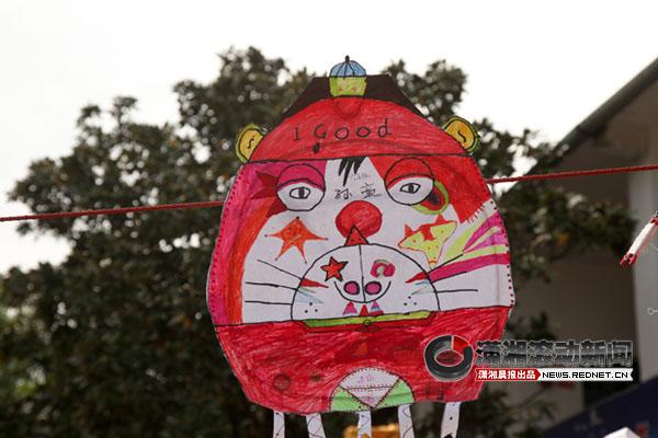 小学生手工制作风筝