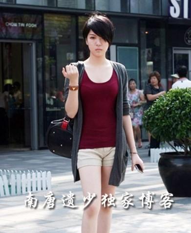 汤唯 杭天琪/杭天琪18岁漂亮女儿(5/19张)