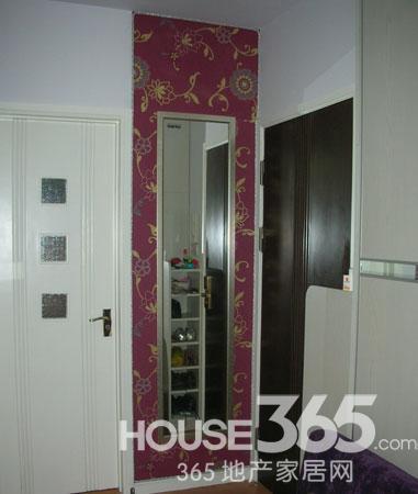 色调里的暧昧情愫 50平方房屋装修样板间 高清图片