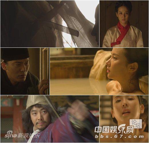 一起色黄色电影_韩国情色片《后宫》 尺度超《色即是空》