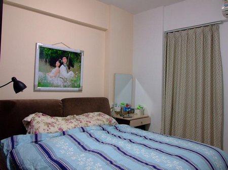 70平米家庭室内装修 小两居的合理收纳高清图片