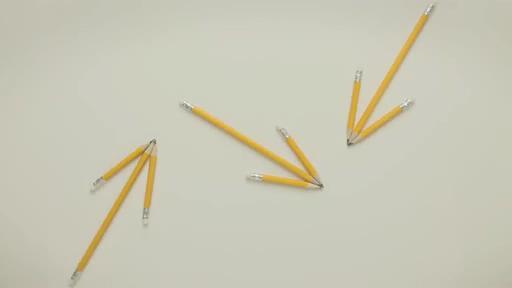 铅笔手绘花朵步骤图解