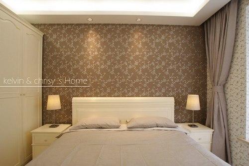 74平米两室两厅装修实录 组图 高清图片