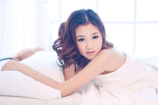 重庆美女舞蹈老师写真