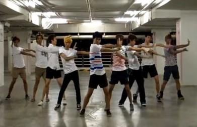 [视频]The Boys 男生舞蹈版