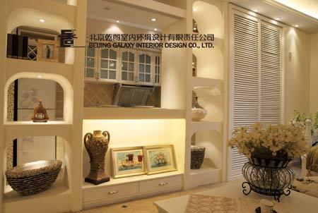 小户型地中海风格装修:小阳台:家庭的洗衣晾衣空间不需要多高清图片