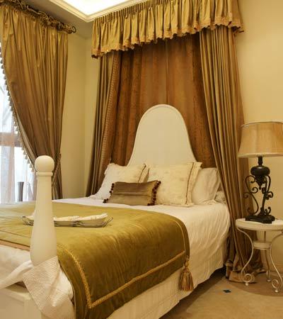 小户型地中海风格装修 客厅既是户型的中心点,也是过渡点,高清图片