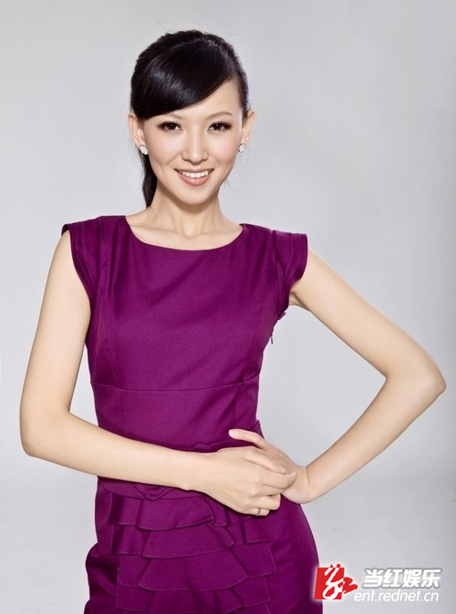 《中国梦想秀》新晋女主持黑马出击 打响一姐