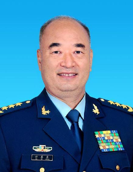 中国共产党第十七届中央委员会第七次全体会议,于2012年11月1日至4日在北京举行。全会决定,增补范长龙、许其亮为中共中央军事委员会副主席。这是许其亮同志像。新华社发