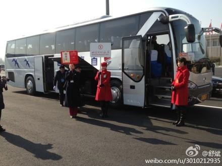 北京飞机场大巴