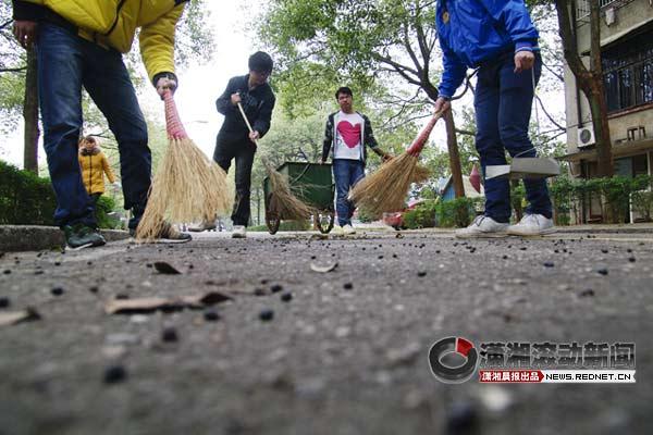 太原一高校校园要上实践劳动课排名高中或种清扫重点学生湖南图片