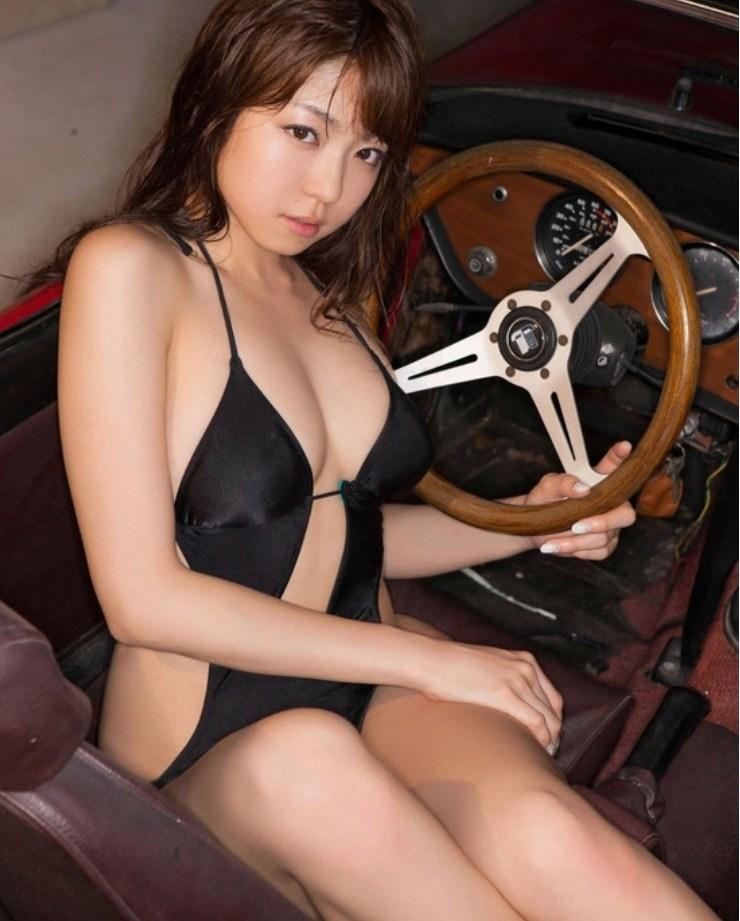 日本女优中村静香大尺度写真图