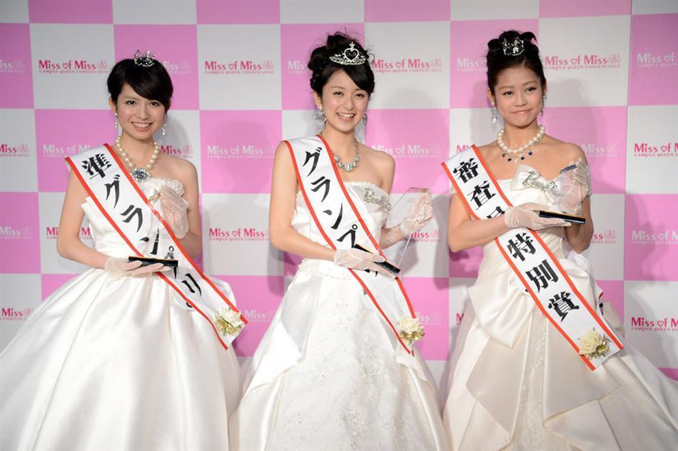 日本校花大赛21岁女生封后 未考虑是否进演艺