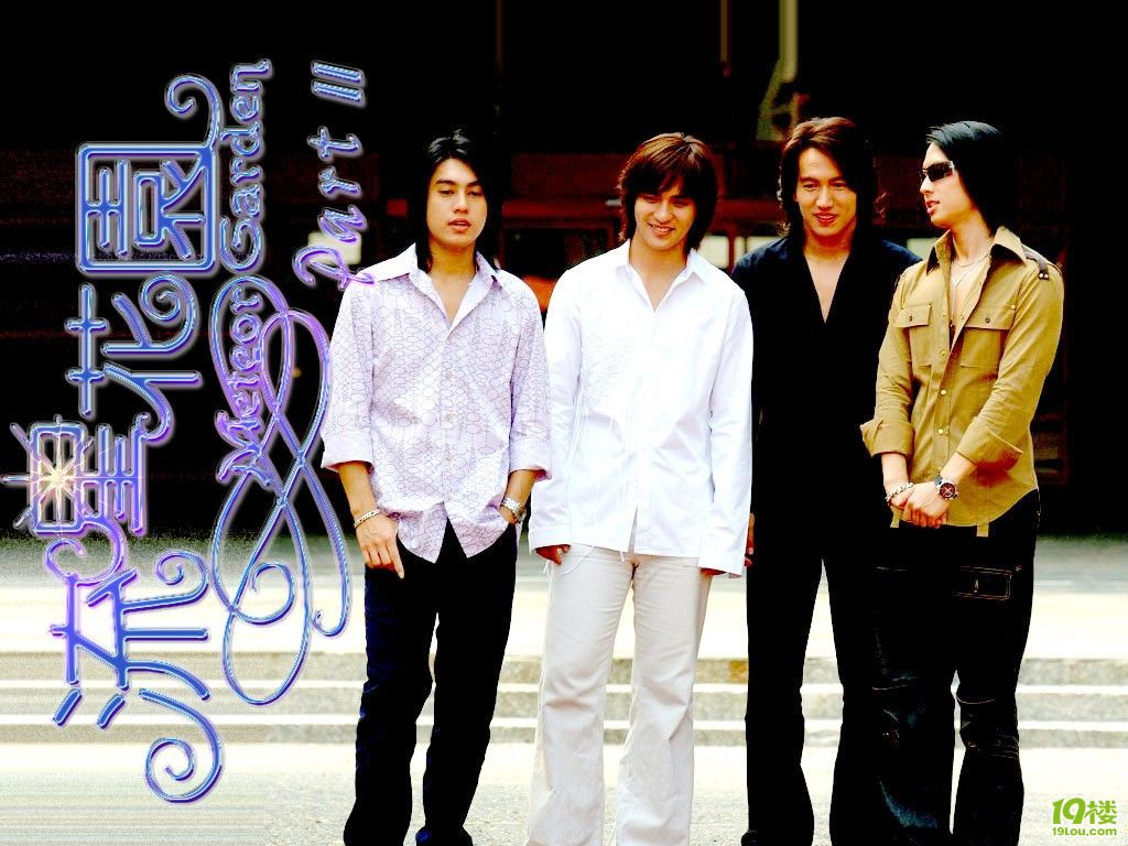 ...台湾第一部偶像剧《流星花园》而爆红亚洲的F4组合,将于201
