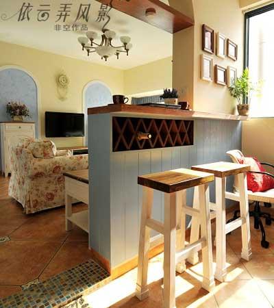 40平米小户型装修图 30平米韩式家美到心坎里高清图片