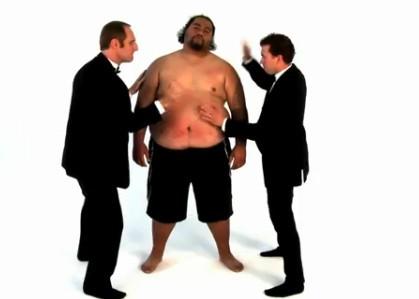 [我要]音乐家猛拍胖哥视频发声最重量级打鼓表表情妈肚皮组图包他嫁图片