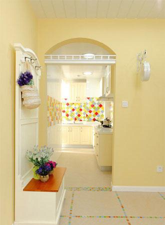 家庭装修预算表晒出来 看半包三万完成家居软装高清图片